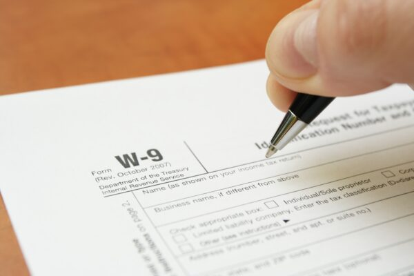 What you should know about taxes: blank w9